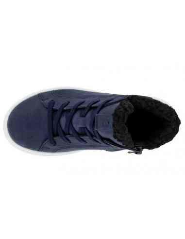 Fluchos Habana F0144 piel color azul marino