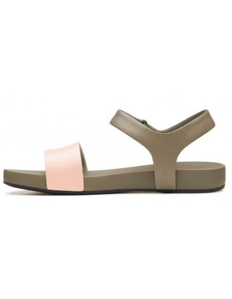 Clarks Bright Pacey piel pink