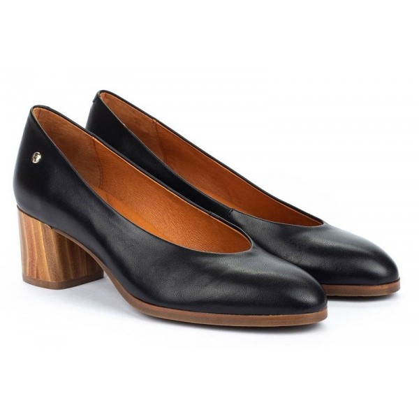 Clarks Cowley Folly Nobuk Negro