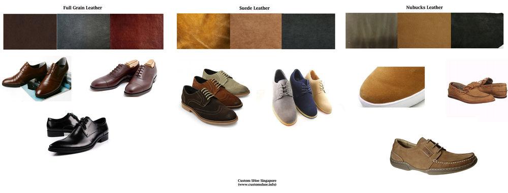 Materiales fabricación zapatos