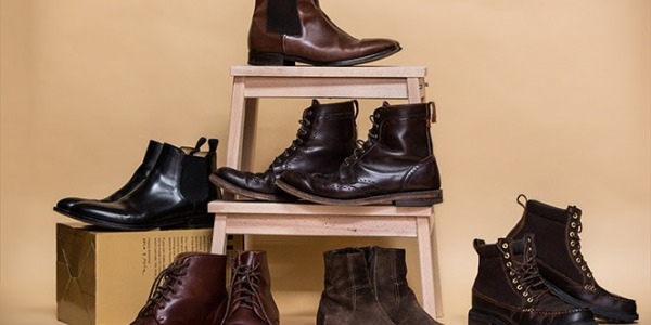 Guía básica para comprar botas de hombre