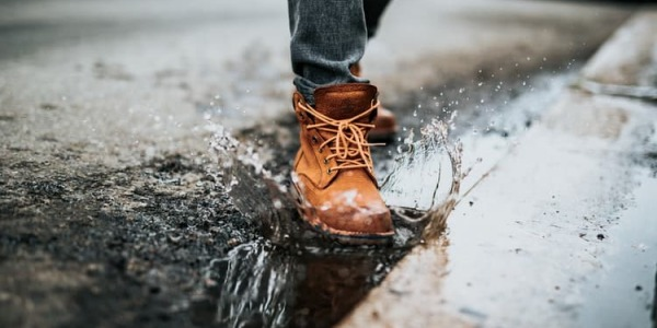 Los mejores zapatos para días lluviosos