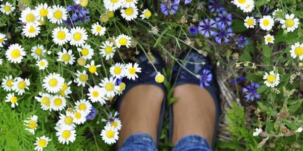 Calzado perfecto para usar en primavera