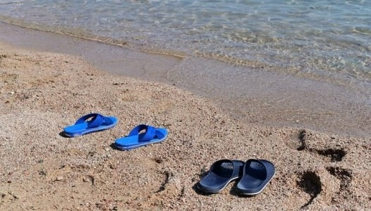 Cuáles zapatos usar para ir a la playa