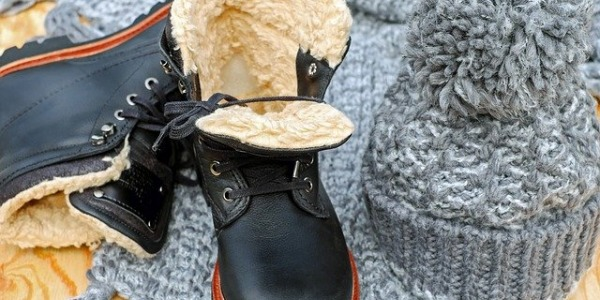 Trucos para mantener los pies calientes