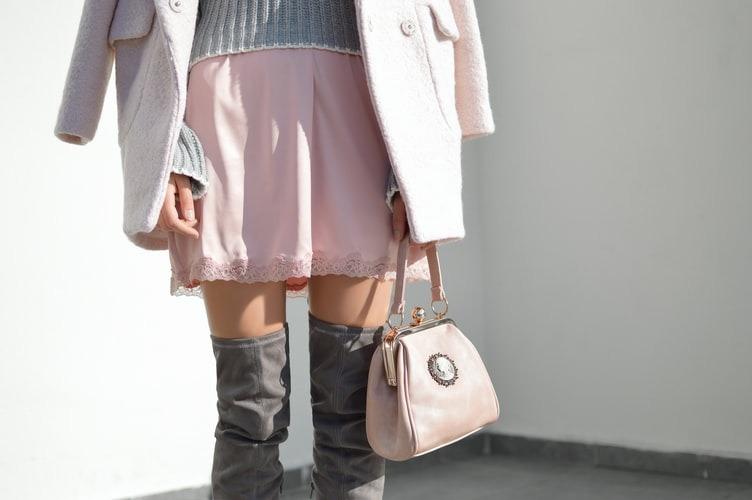 Combinar Botas Con Vestidos Y Faldas Calzadosclubverde